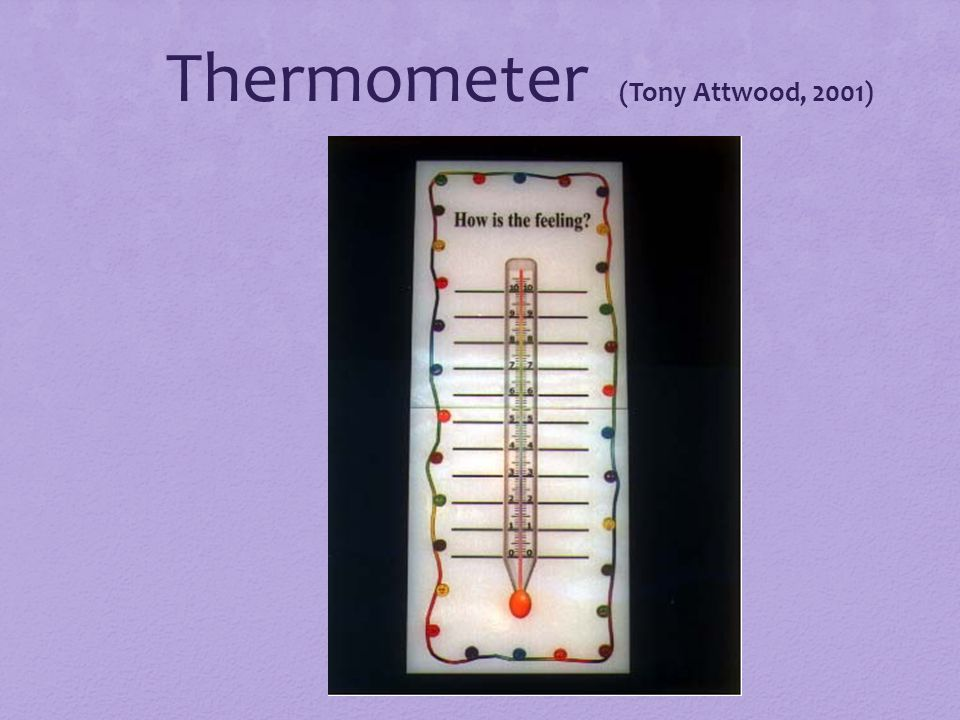 Thermometer (Tony Attwood, 2001)