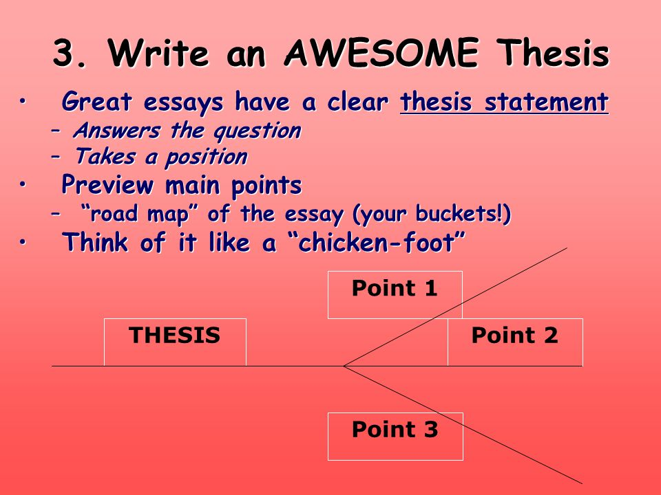 what is an essay thesis Iwhat is a thesis statement a thesis statement is usually a sentence that states your argument to the reader it usually appears in the first paragraph of an essay.
