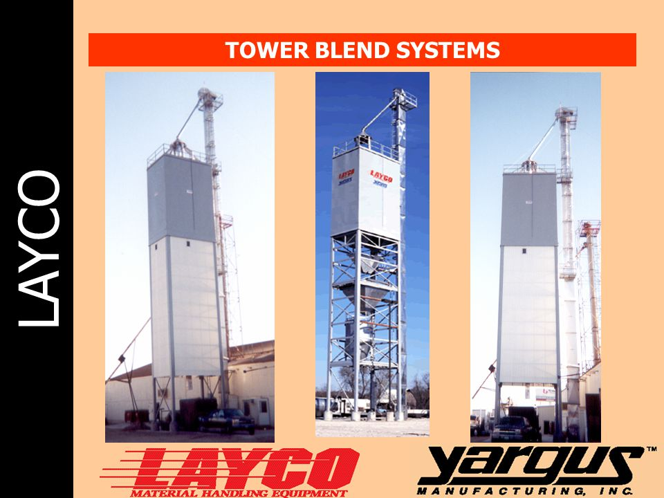 TOWER BLEND SYSTEMS