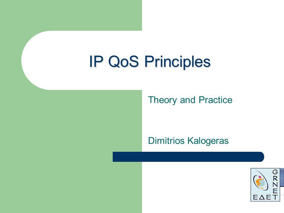 Theory and Practice Dimitrios Kalogeras