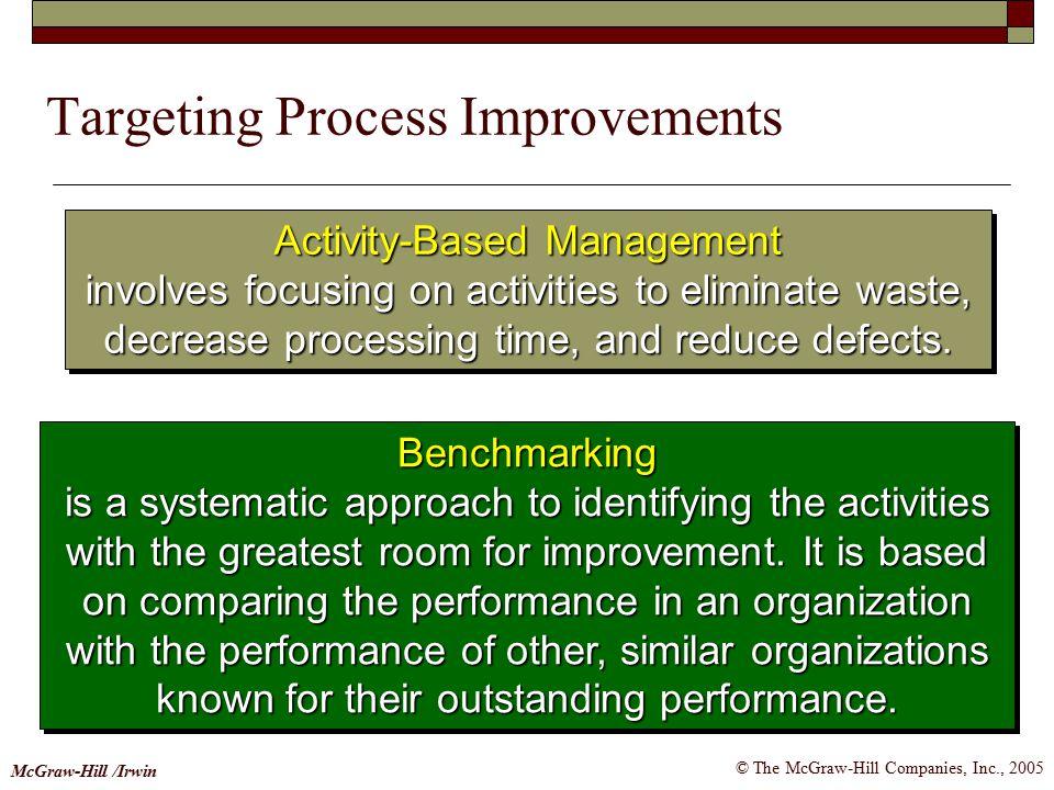 Targeting Process Improvements