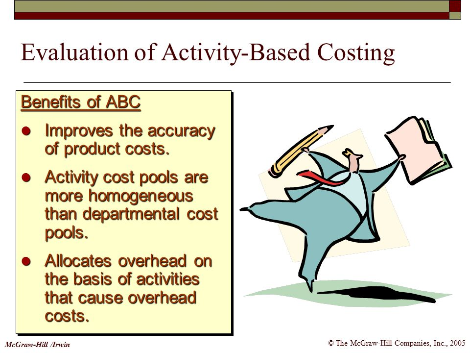 Evaluation of Activity-Based Costing