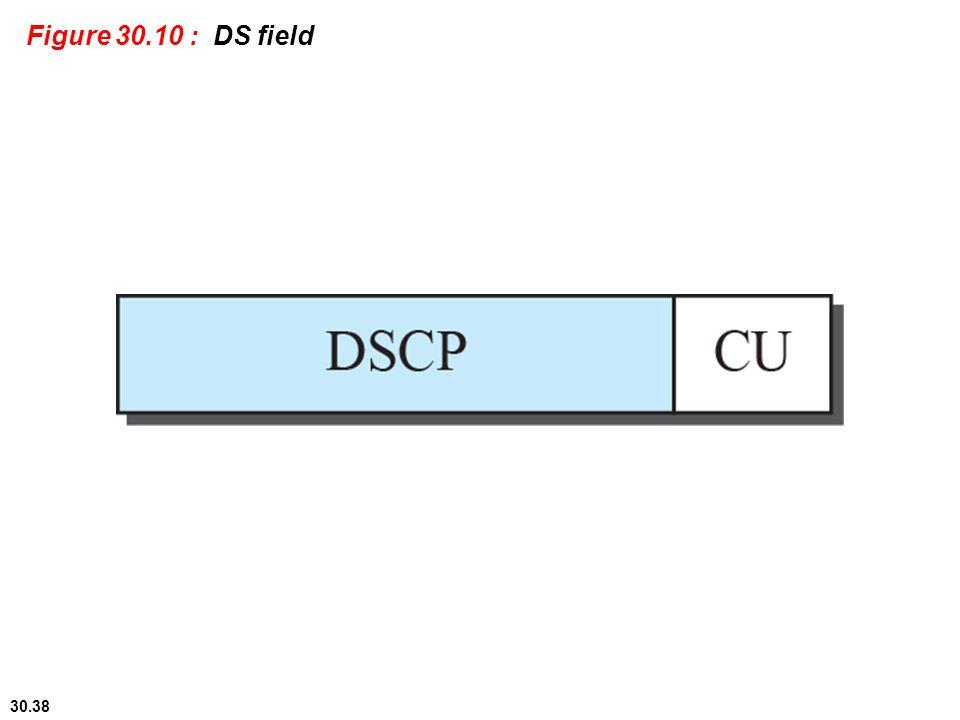 Figure 30.10 : DS field 30.#