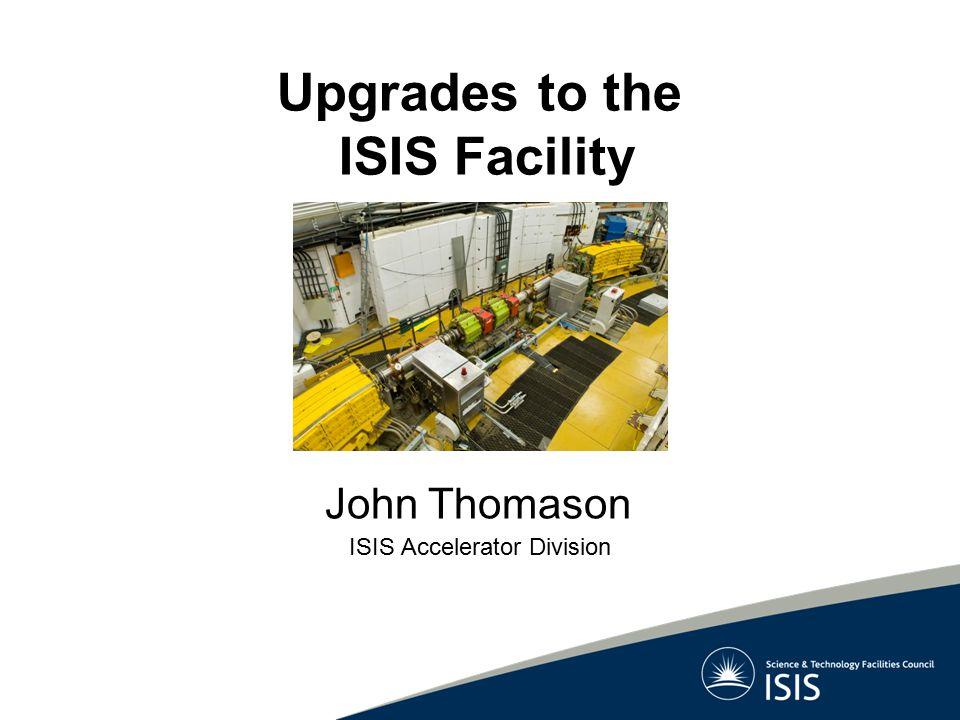 ISIS Accelerator Division