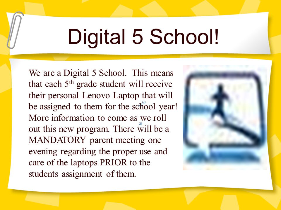 Digital 5 School!
