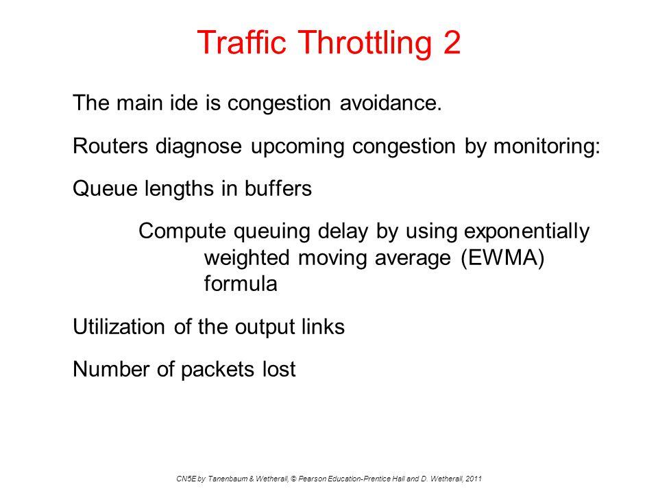 Traffic Throttling 2