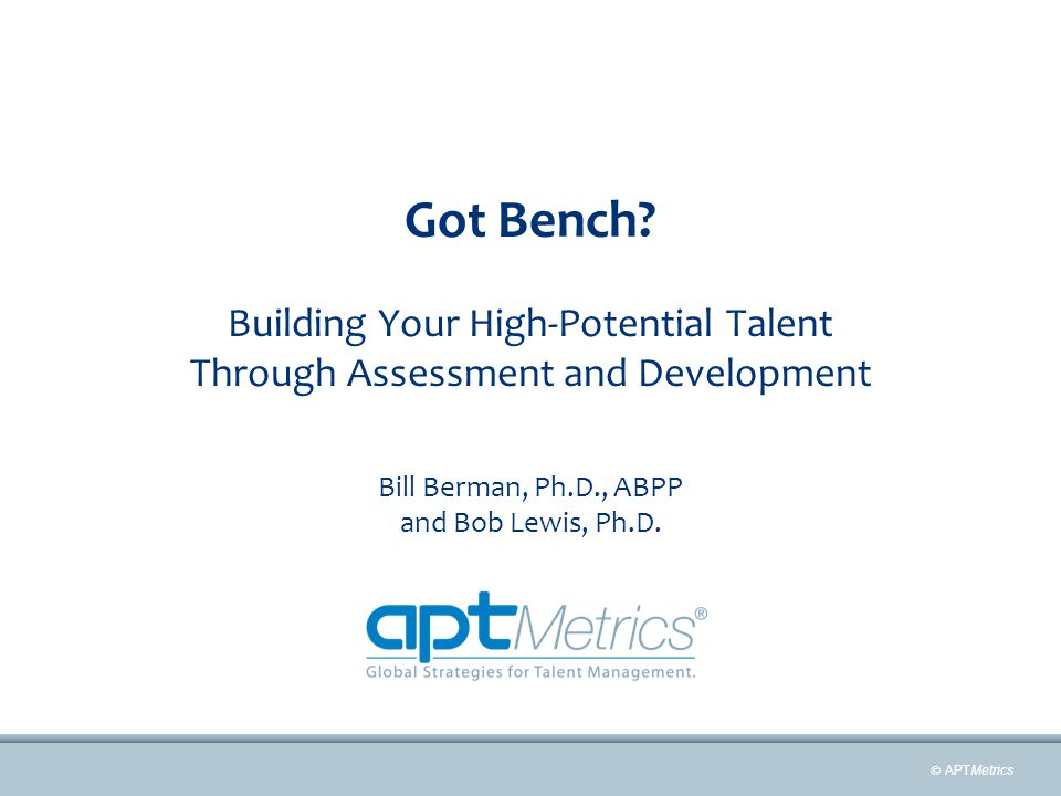 Agenda Identify the key talent issue you are facing and take preliminary steps to address it.