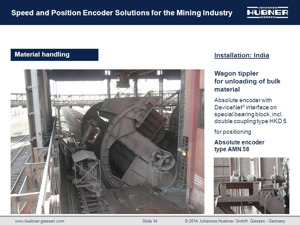 Wagon tippler for unloading of bulk material