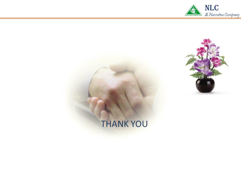 NLC A Navratna Company THANK YOU