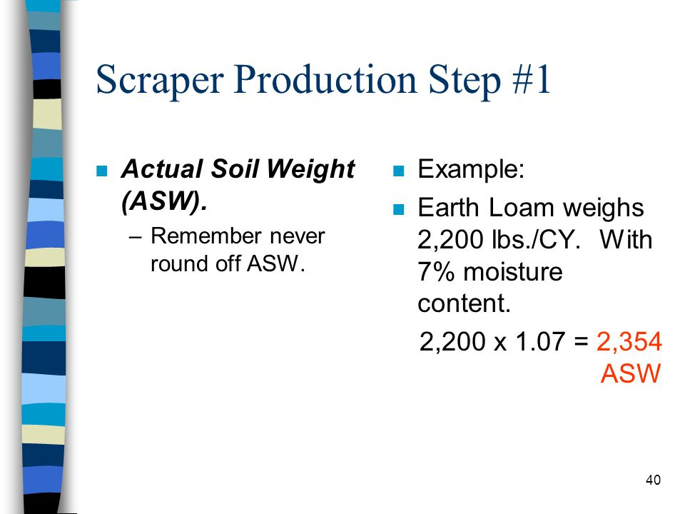 Scraper Production Step #1