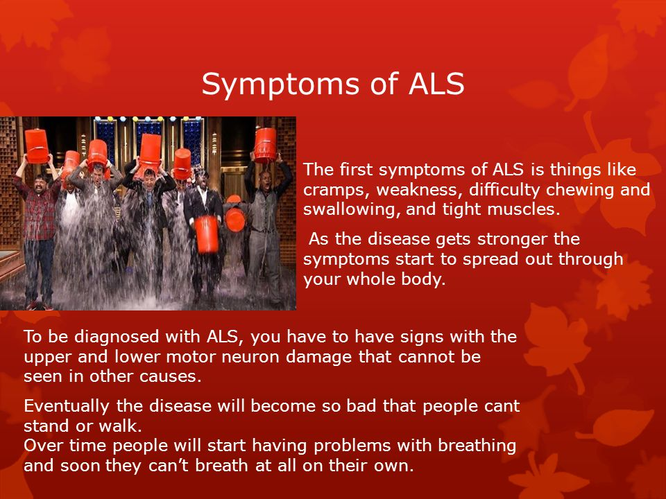 Amyotrophic lateral sclerosis ppt download for What are the first signs of motor neuron disease