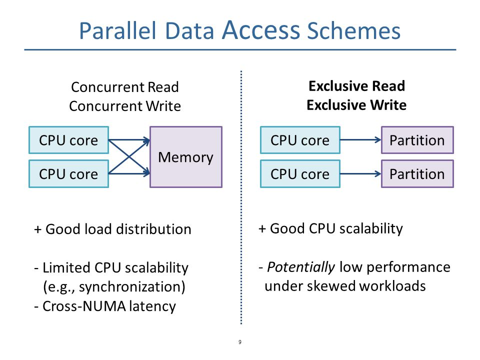 Parallel Data Access Schemes
