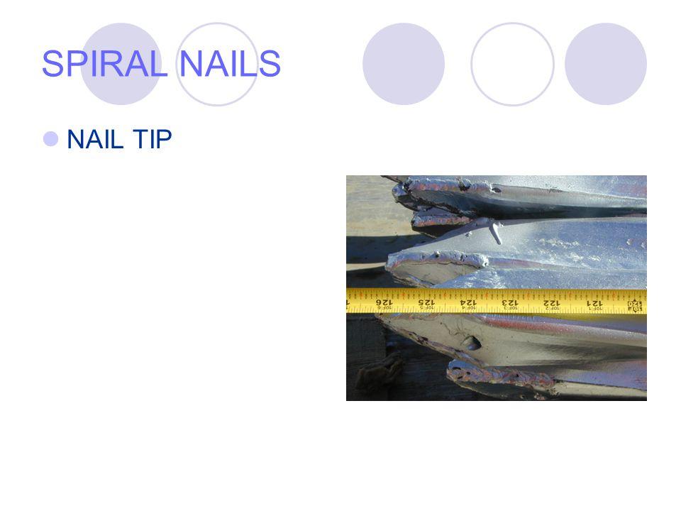 SPIRAL NAILS NAIL TIP