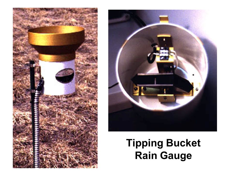 Tipping Bucket Rain Gauge