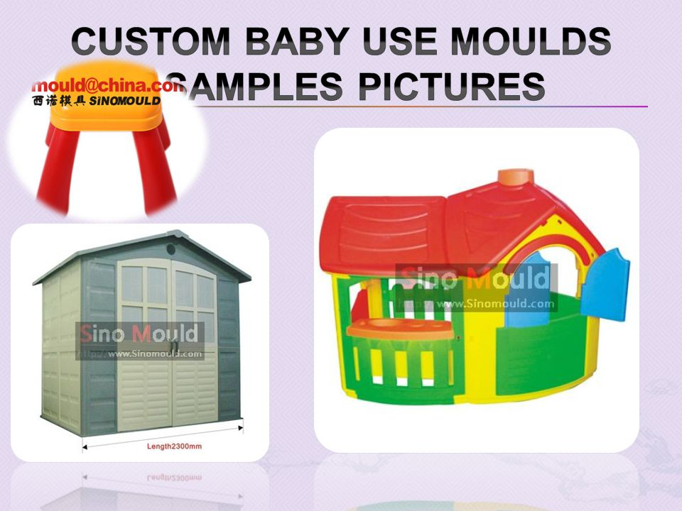 Custom Baby Use Moulds &samples pictures
