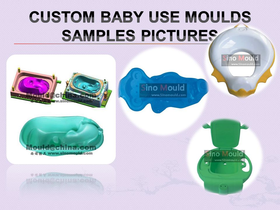 Custom Baby Use Moulds samples pictures