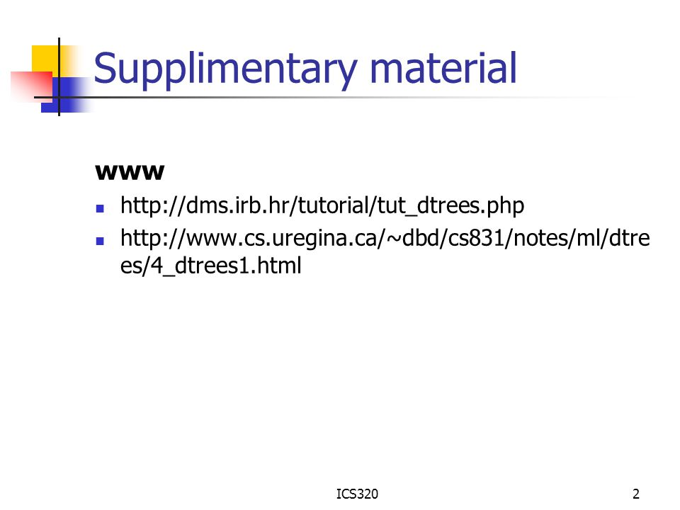 Supplimentary material