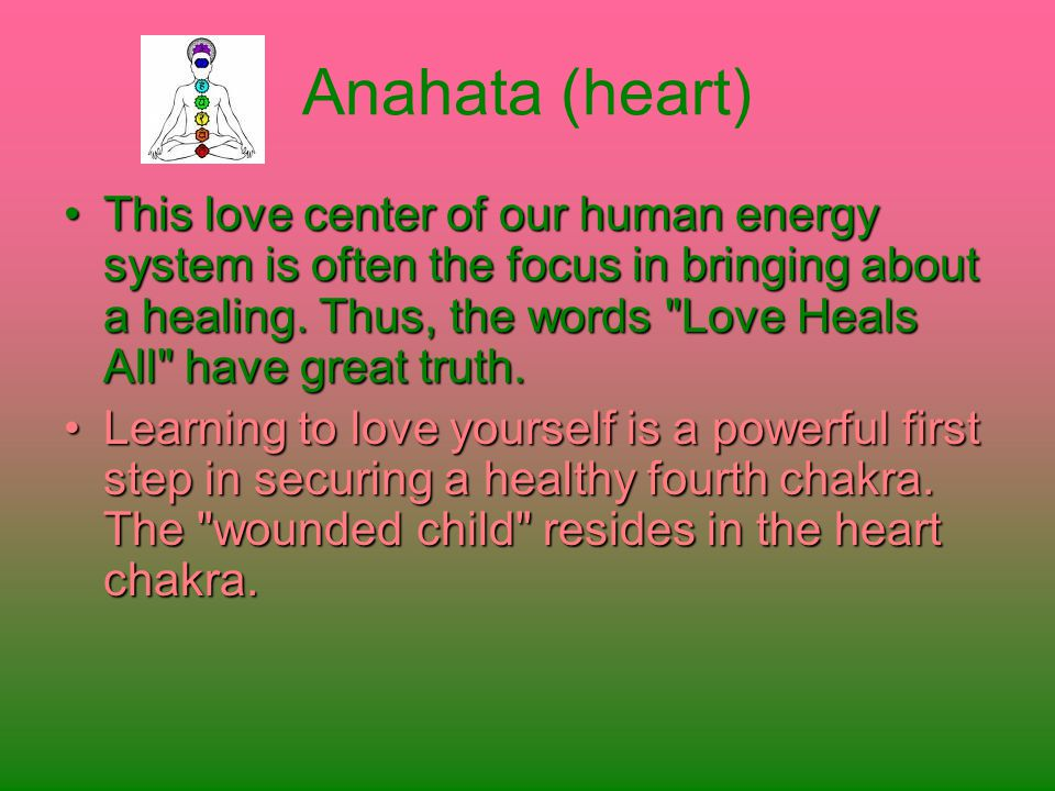 Anahata (heart)