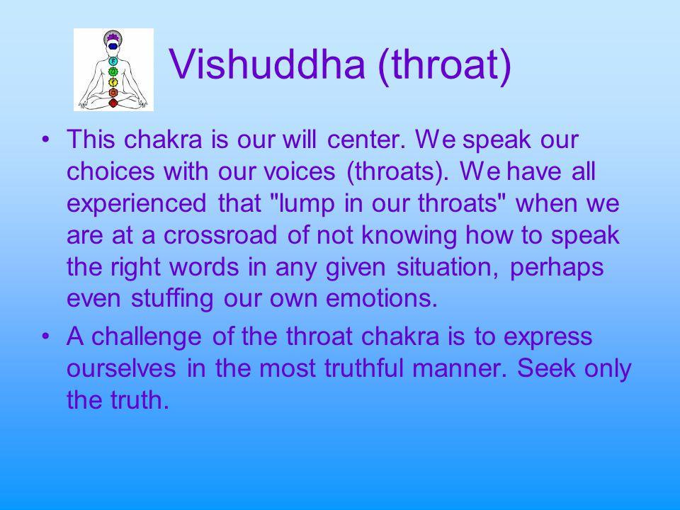 Vishuddha (throat)