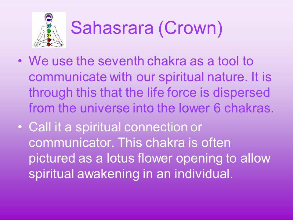 Sahasrara (Crown)