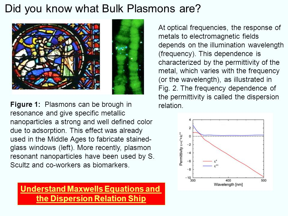Did you know what Bulk Plasmons are
