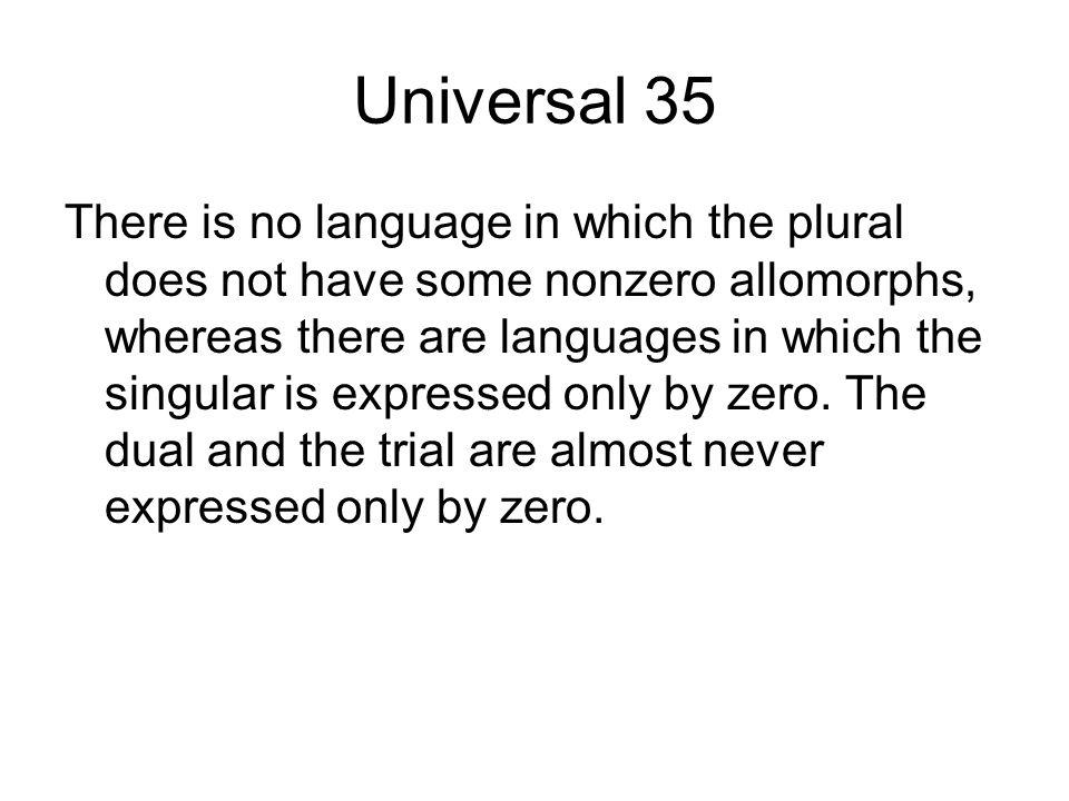 Universal 35