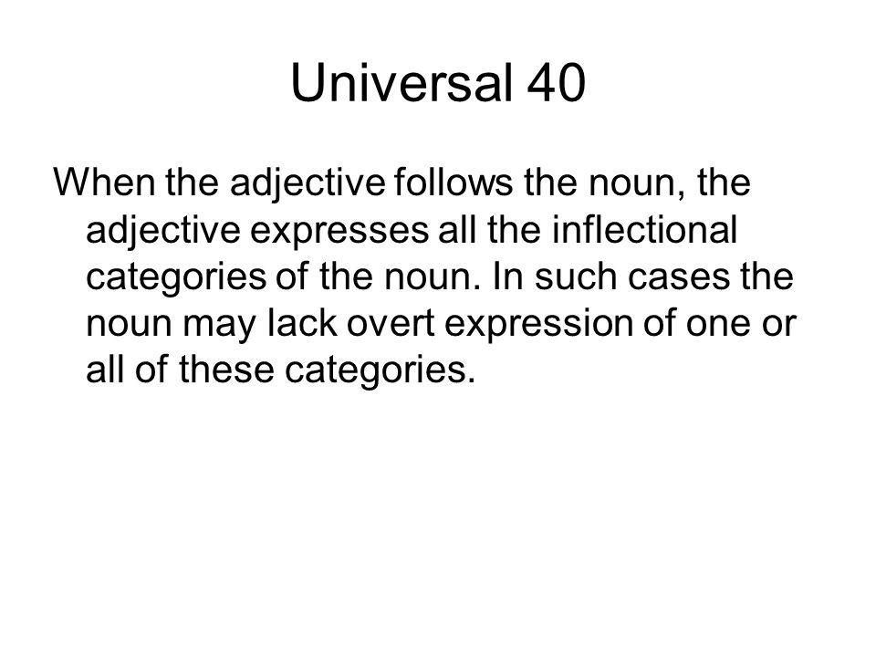 Universal 40