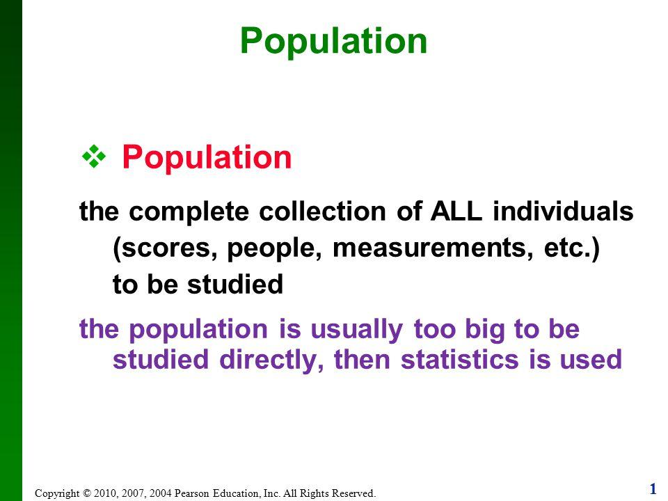 Population Population