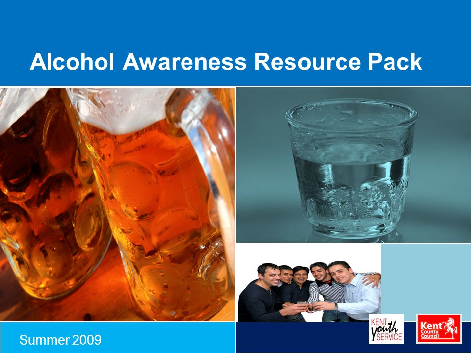 Alcohol Awareness Resource Pack