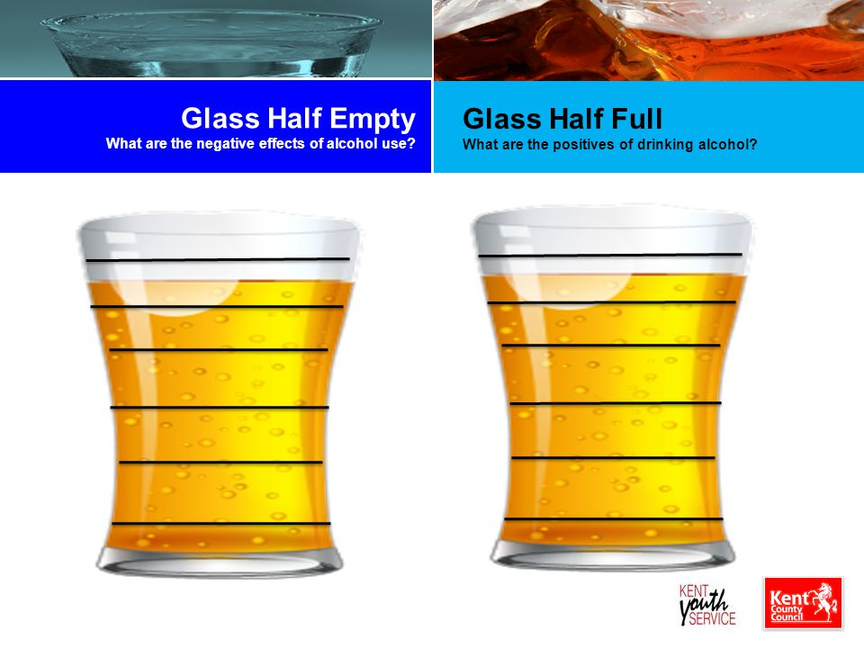 Glass Half Empty What are the negative effects of alcohol use