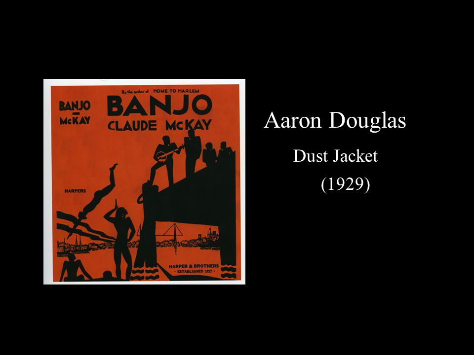 Aaron Douglas Dust Jacket (1929)