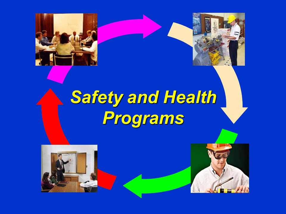 Safety and Health Programs