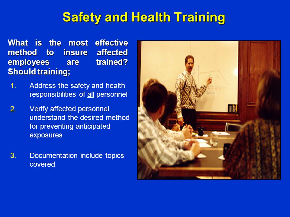 Safety Administration For Construction Class 2 Ppt