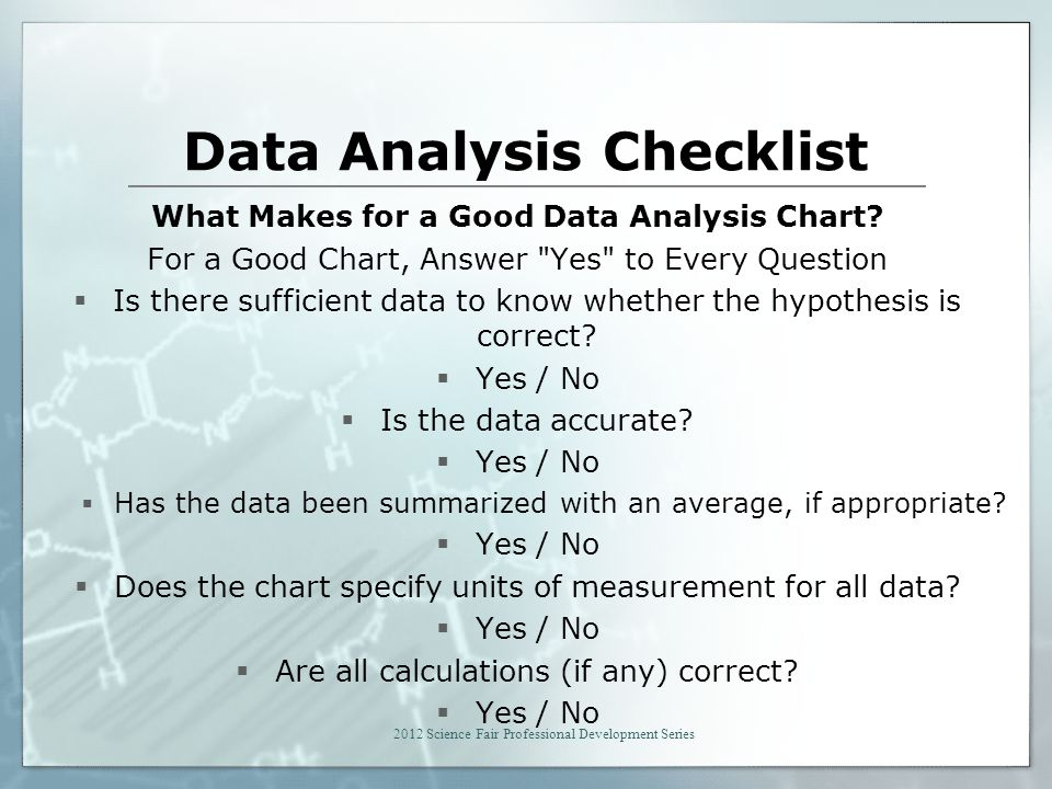 science fair data analysis Selection of software according to science fair data analysis topic.