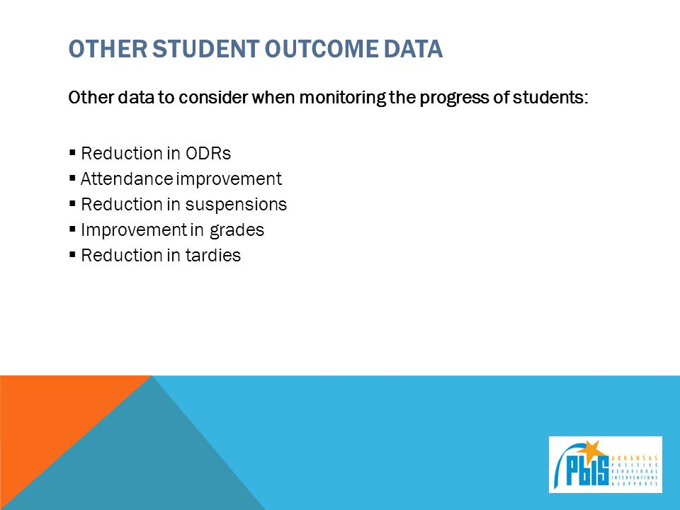 Other Student Outcome Data