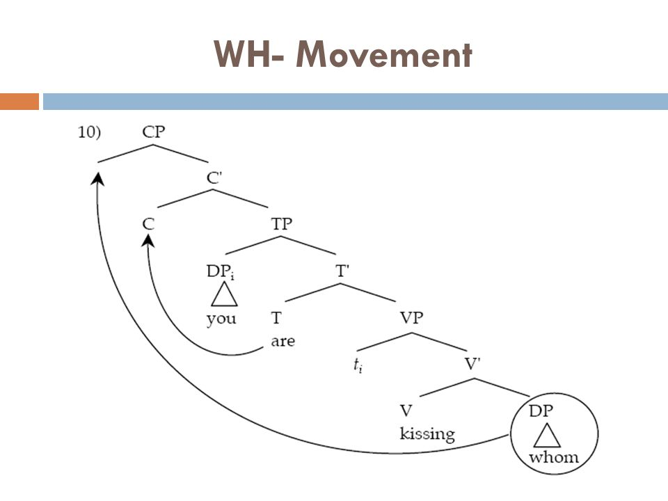 WH- Movement
