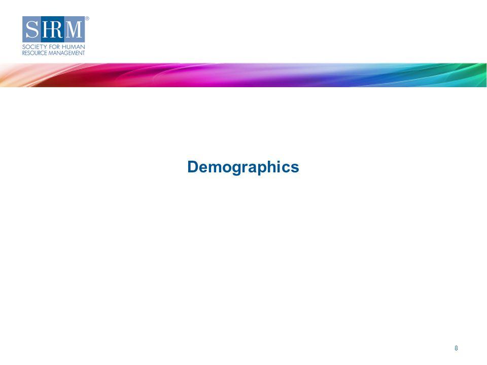 Demographics Key Findings