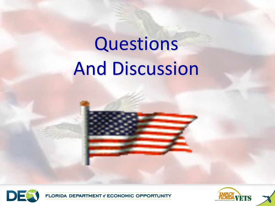 Questions And Discussion 14