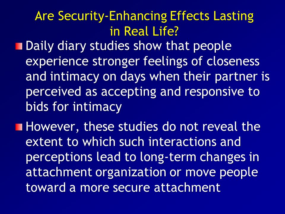 Are Security-Enhancing Effects Lasting in Real Life