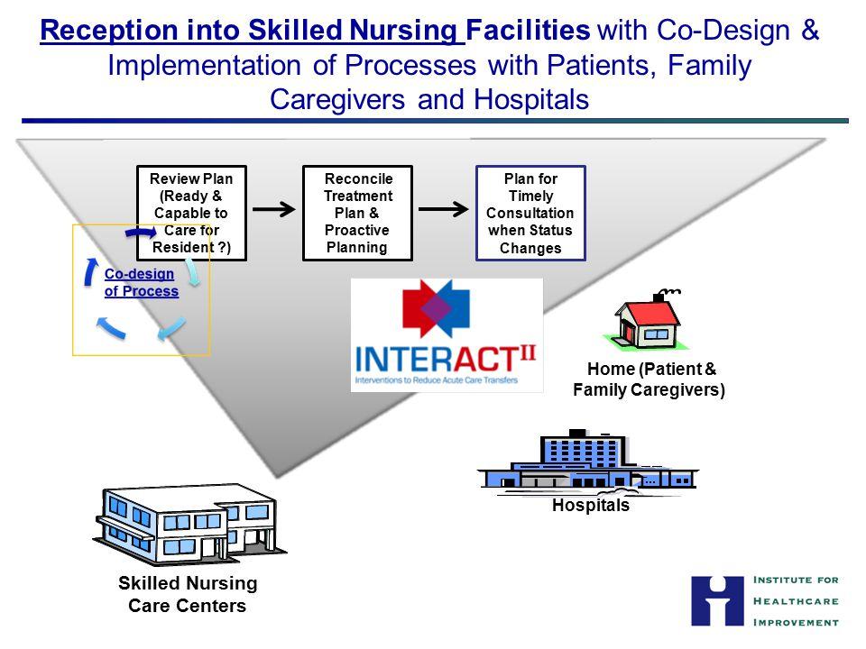 Caregivers and Hospitals