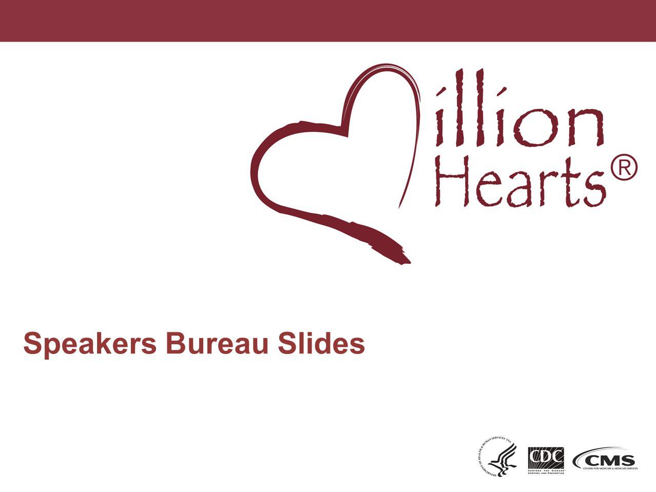 Speakers Bureau Slides