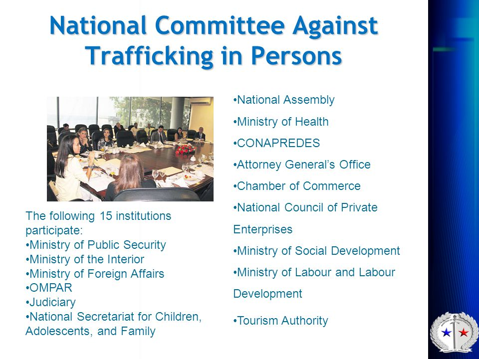 National Committee Against Trafficking in Persons