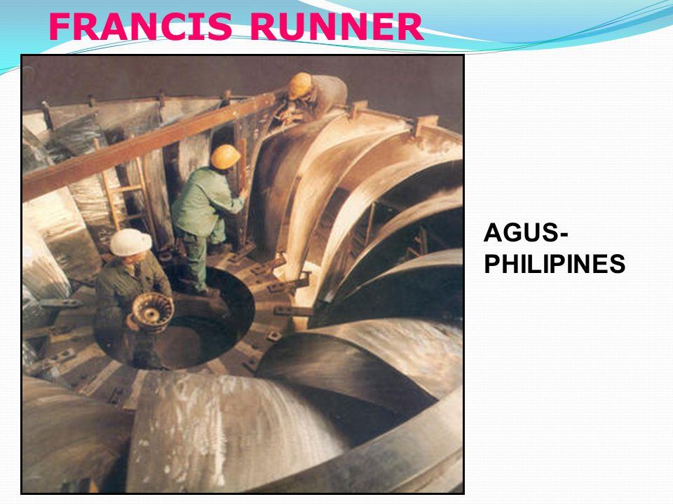 FRANCIS RUNNER AGUS-PHILIPINES