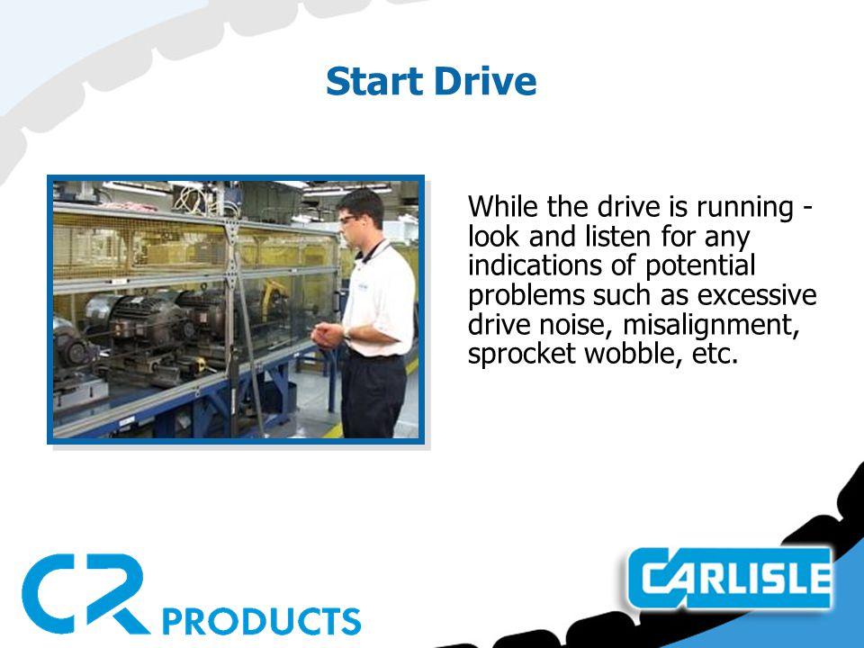 Start Drive
