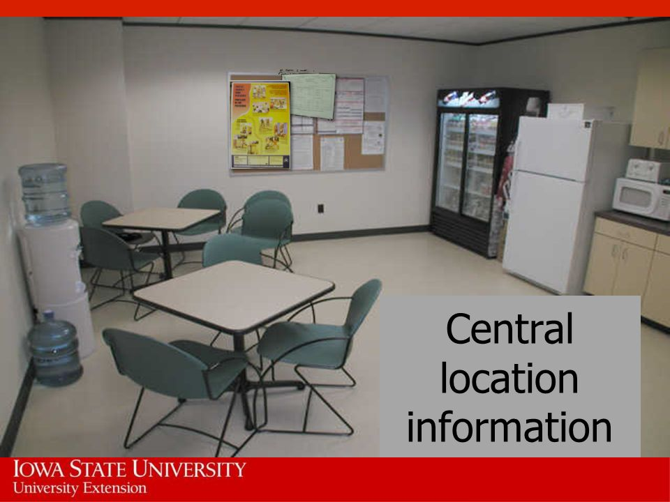 Central location information
