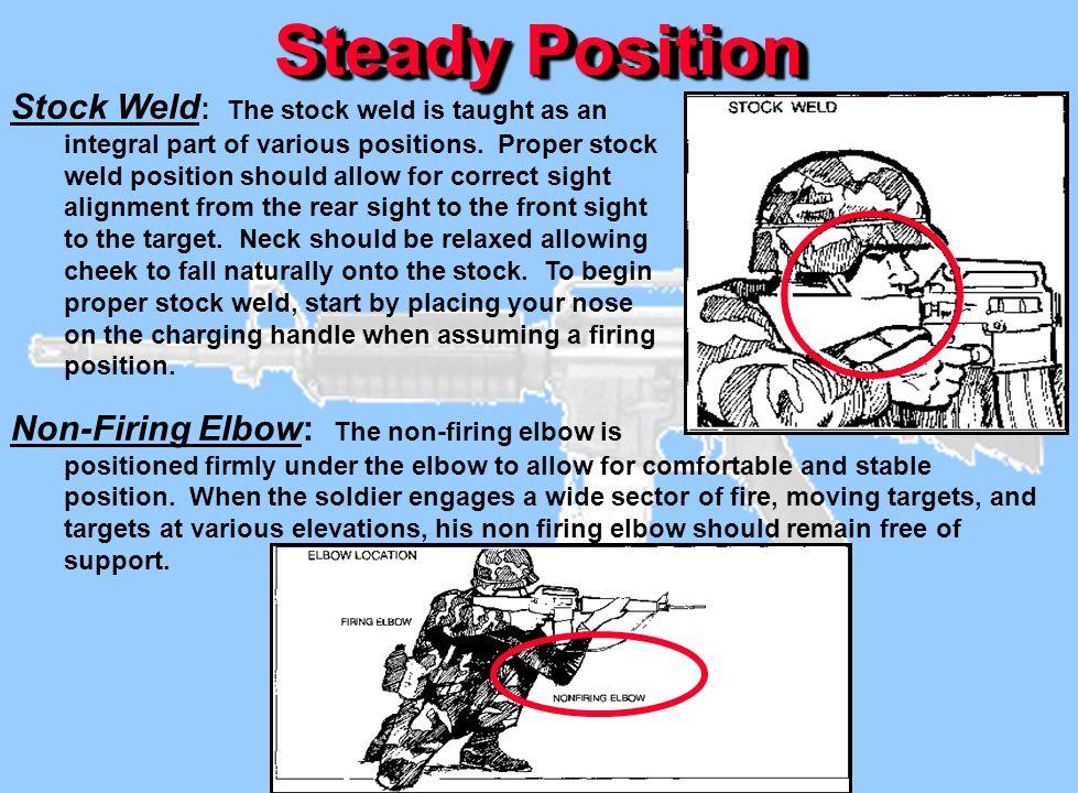 Steady Position