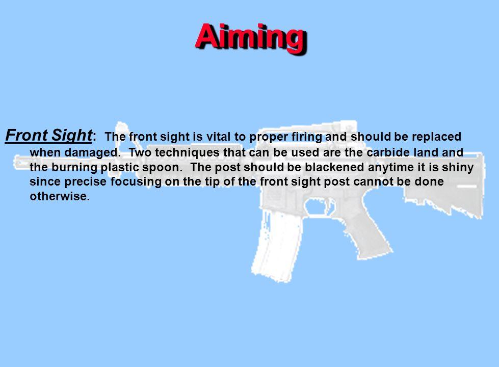 Aiming