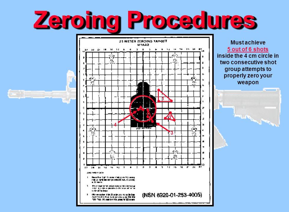 Zeroing Procedures