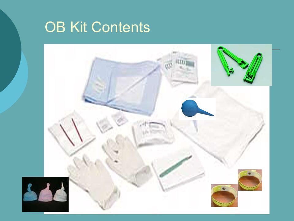 OB Kit Contents