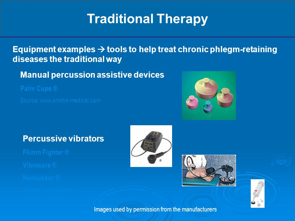Traditional Therapy Equipment examples  tools to help treat chronic phlegm-retaining diseases the traditional way.